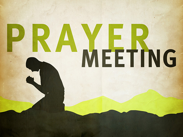 prayer-meeting